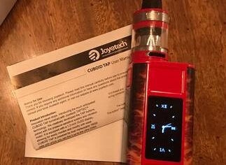Joyetech CUBOID TAP full kit for sale