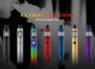 smok v8 vape kit