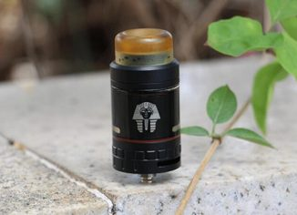 Digiflavor Pharaoh Mini RTA review