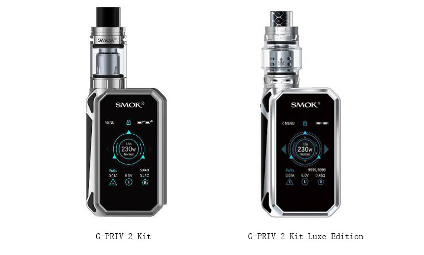 Smok G-PRIV 2 Kit Luxe Edition overview