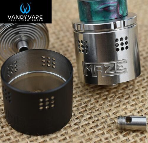 top vandy vape maze sub ohm 24mm bf rda