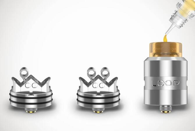 Loop RDA for sale