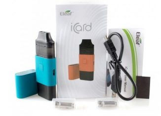 eleaf iacrd review