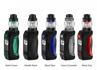 GeekVape Aegis Mini Kit review